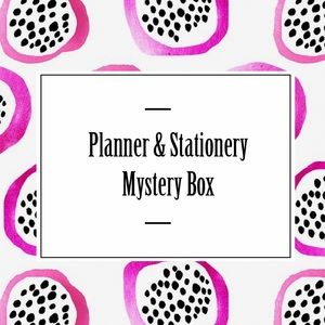 Other - Planner & Stationery Mystery Box